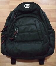 OGIO Renegade RSS Backpack black / red tactical look cycling motorcycle laptop