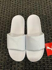 BNWOB PUMA Popcat Premium Men's Slides/Sandals/Slippers, 362458