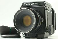 【Exc+++++】 Mamiya RB67 PRO & Sekor 127mm f/3.8 Lens 120 Film Back From Japan
