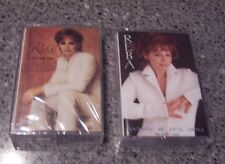Two Reba McEntire SEALED NM CASSETTES