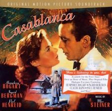 CASABLANCA  Original Soundtrack CD BRAND NEW