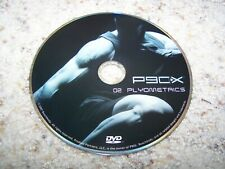 P90X Extreme FITNESS Replacement DVD Disc PLYOMETRICS 02 CrossFit Tony Horton
