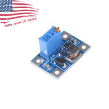 2-24V to 3-28V 2A DC-DC SX1308 Step-up Boost Adjustable Power Converter Module