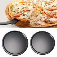 Iron Round Cast Iron Pan Perfect for Pancakes Pizzas