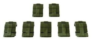 New Pelican OD Green 1630 / 1660 / 1690 replacement latches (7).