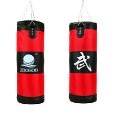 Empty Heavy Sand Bags for Muay Thai Martial Arts MMA Boxing Kickboxing Punching
