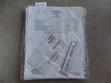 CASE 550H Crawler Excavator Schematic Set Manual   Copyright 1999