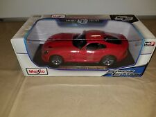 MAISTO 2013 SRT VIPER GTS RED SPECIAL EDITION 1:18 SCALE DIE CAST NIB