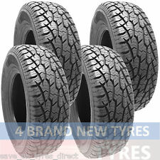 4 2457516 HIFLY 245 75 16 AT Tyres x4 111 SR 245/75R16 M&S 4x4 ALL TERRAIN