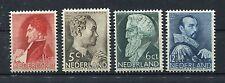 Niederlande 282/85 mit sauberem Erstfalz .................................1/1744