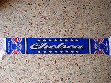 d4 sciarpa CHELSEA FC football club calcio scarf bufanda england inghilterra