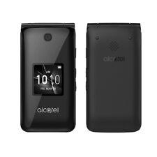 Alcatel Go Flip 4044T Sprint 4G Lte Camera Flip Phone - Black