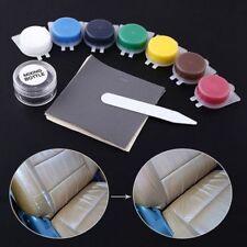 Sofa Car Seat Leather Universal Hole Burns No Heat Liquid Vinyl Repair Tool Kit