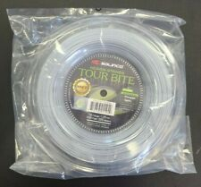 Solinco Tour Bite Soft 16L Gauge 1.25mm 656' 200m Tennis String Reel NEW