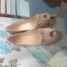 Unisa zapatos piel Schuhe shoes scarpi skor  39 Blogger chic Neupreis 119€