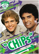 """CHIPS"": THE COMPLETE SIXTH AND FINAL SEASON - DVD - Region 1"