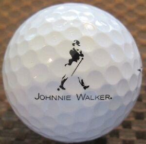 3 Dozen (Johnnie Walker Whisky LOGO) Bridgestone E6 Mint Golf Balls + FREE TEES