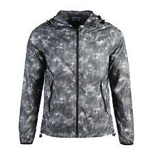 Beautiful Giant Men's Lightweight Windbreaker With Hood Zip Sports Cool Jacket