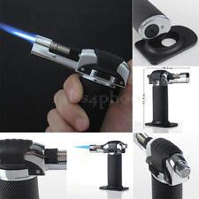 Butane Gas Micro Blow Torch Lighter Welding Soldering Brazing Refillable Tool u