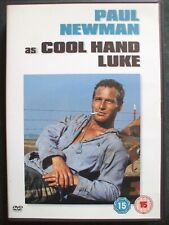 Cool Hand Luke DVD.A Classic Film Starring Paul Newman.Dsic Is In Ex.Condition.