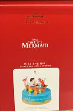 Hallmark 2021 Disney Little Mermaid Kiss the Girl Christmas Ornament New Box