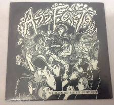 """Assfort - Looking But No Seeing/You Can't A Book Record 7""""! Japan Punk See Pics!"""