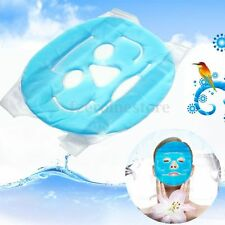 Gel Hot Ice Pack Face Itchy Pain Headache Relief Face Mask Cold Relaxing Cooling