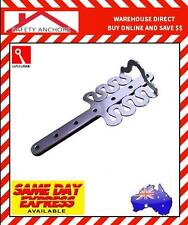 Permanent Frog Link Roof Anchor point for Tin Roofs Rated at 22kN