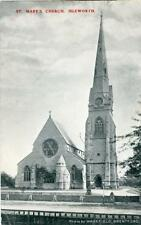 PRINTED POSTCARD OF ISLEWORTH CHURCH, (NEAR BRENTFORD, LONDON), MIDDLESEX​.