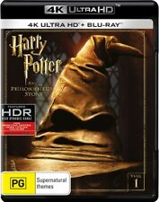 Harry Potter And The Philosopher's Stone - 4K Ultra HD