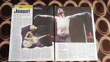 DEPECHE MODE Detroit 1994 concert review  UK ARTICLE / clipping