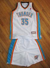 Kevin Durant Oklahoma Ciudad Thunder 35 Uniforme Shorts & Camiseta Youth Niño XL