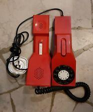 TELEFONO RIALTO DESIGN A DISCO FUNZIONANTE SIEMENS 1978