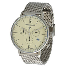 Messerschmitt Bauhaus Uomo Cronografo MODEL me-4h152m Ronda 5030 movimento dell'orologio 3atm