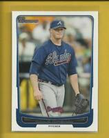 Craig Kimbrel 2012 Bowman Card # 97 Boston Red Sox Atlanta Braves Baseball MLB