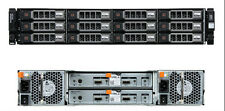 Dell PowerVault MD1200 Storage Array Dual Controller Dual PSU 12x caddies