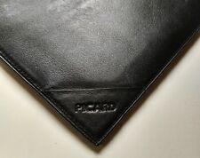 PICARD hochwertige Leder-Brieftasche schwarz neuwertig TOP