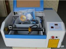Freeshipping Co2 4040 laser engraving machine cutter machine laser engraver, DIY