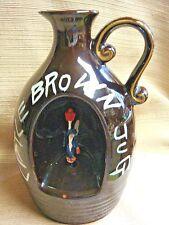 APEX Vintage LITTLE BROWN JUG - Music Box & Tiny Drunk Turning on Street Light