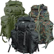 NEUF BW Bundeswehr ALPINISTE Sac à dos sac à dos d'alpinisme montagne KSK Noir