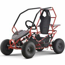 MotoTec Maverick Go Kart Electric 36v 500w Red - (Batteries:Three 12v/12ah )