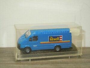 Ford Transit Van Revell - Praline 1:87 in Box *51482