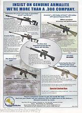 2004 ARMALITE RIFLE AD AR-50...AR-30...AR-180...M154...SOF...AR-10AZ