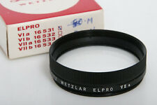 Leitz Leica Series VIIa Elpro Close Up Lens