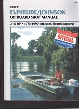 Johnson Evinrude Outboard Service Manuals Manual on c/d cd boat