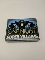 One Night Ultimate Super Villains Party Game Bezier Games complete in box