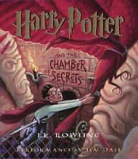 HARRY POTTER AND THE CHAMBER OF SECRETS - Year 2 .. cd audiobook - unabridged