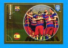 FIFA 365 2016-17 Panini 2017 Figurina-Sticker n. 64 - GOAL BARCELONA -New