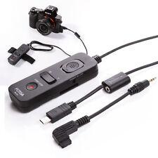 FOTGA RM-VS1 Shutter Release Remote Cord for Sony A7II A7RII A7SII A7M2 A7S2 AU
