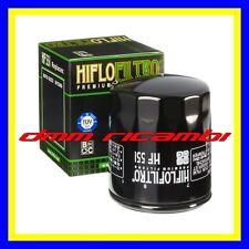 Filtro Olio motore HIFLO HF551 MOTO GUZZI 850 1000 1100 1200 BREVA GRISO V11 V10